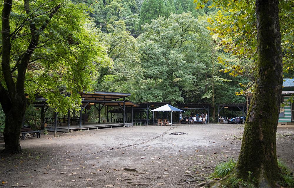 1.BBQ (ground area)