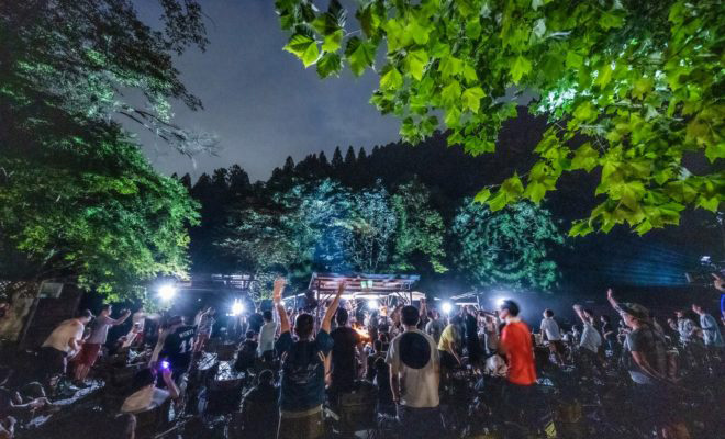 8.stage(Live Forest)
